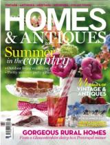"WHY NOT CHECK OUT OUR FEATURE IN THE AUGUST HOMES AND ANTIQUES MAGAZINE, ON SALE NOW."" Vintiquing in the countryside"""