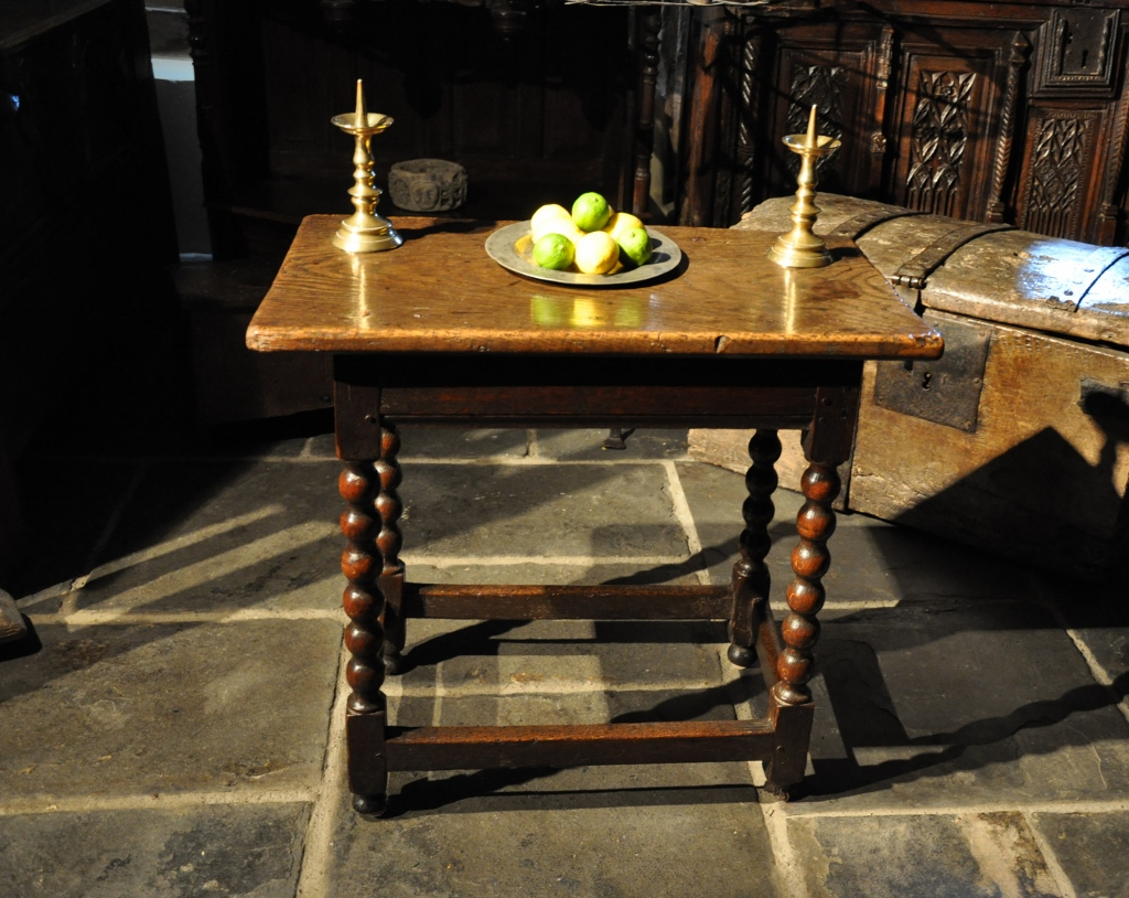 Selection of Beautiful 17th and 18th Century Side Tables